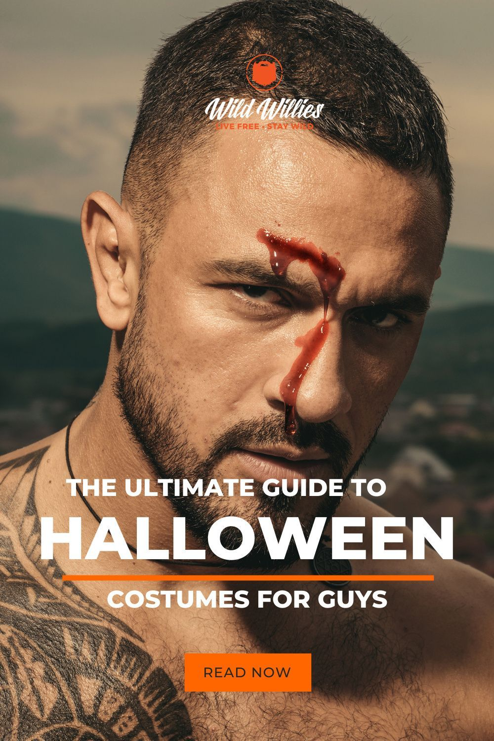 Halloween Costume Ideas For Guys With Beards in 2020 ...