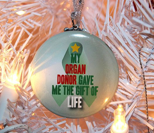 Donating Christmas Gifts: My Organ Donor Gave Me The Gift Of Life Christmas By