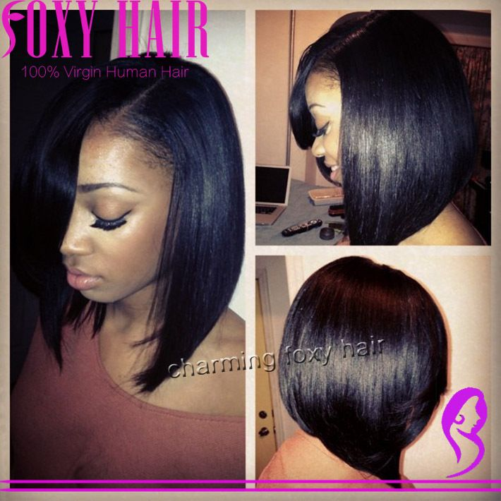 Superb 1000 Images About African American Bob Hairstyles With Weave On Hairstyle Inspiration Daily Dogsangcom