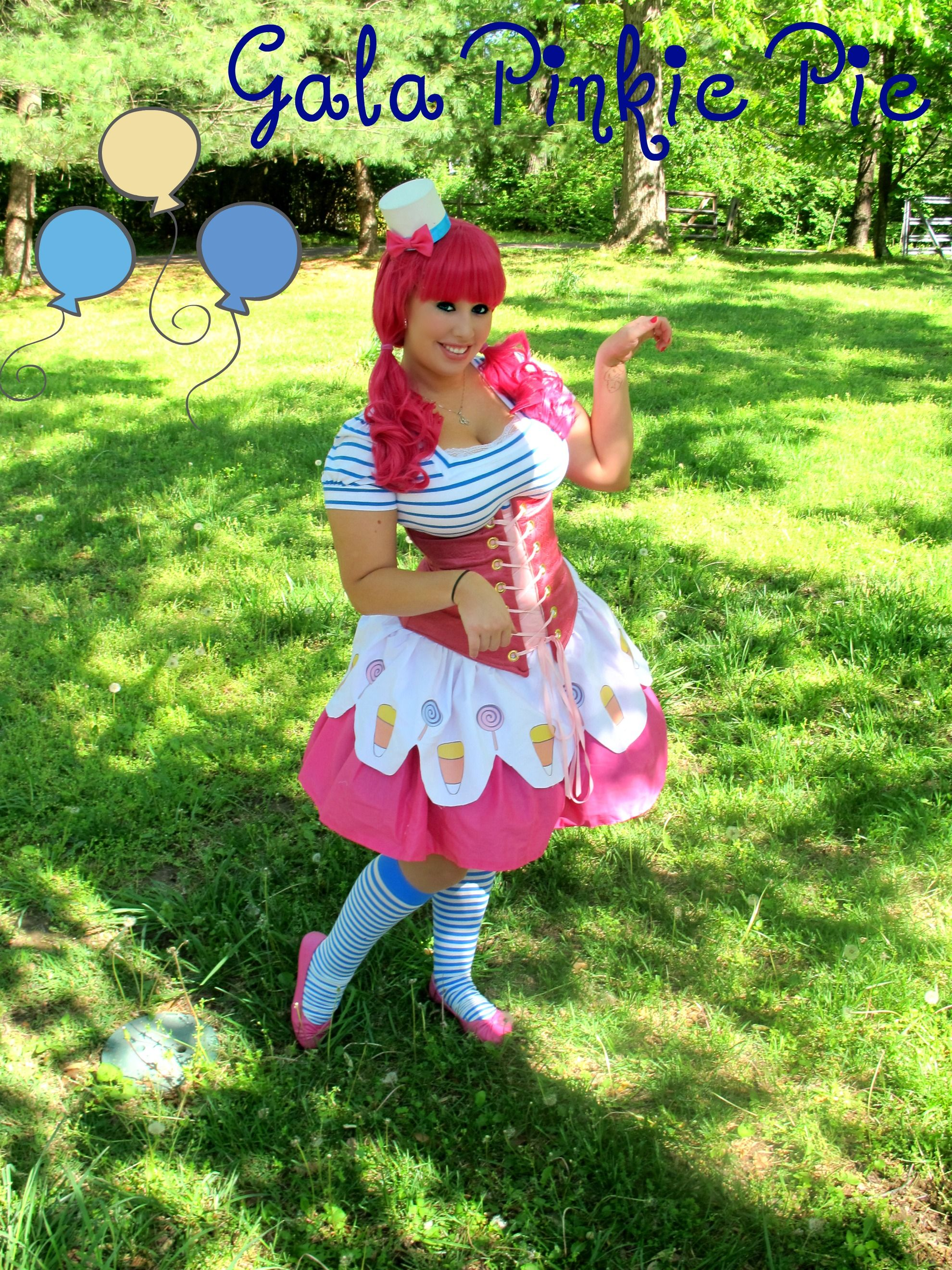 Pony Costume Ideas Pinkie Pie Cosplay Bewitchedravens Cosplay Pinterest Pinkie