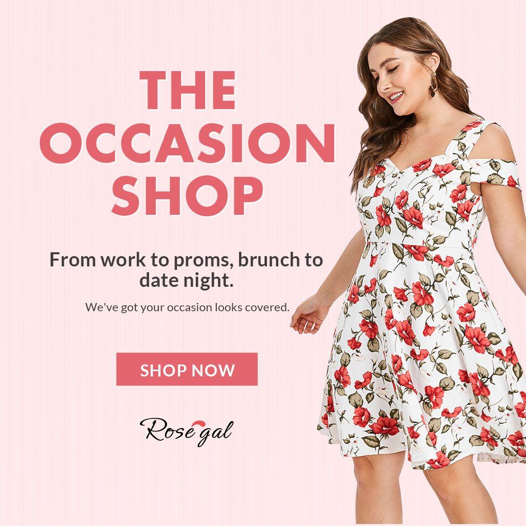RoseGal Coupon Codes | Shopping
