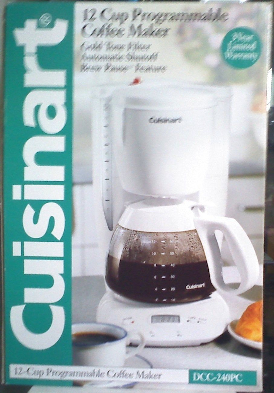 10++ White cuisinart coffee maker bed bath and beyond trends