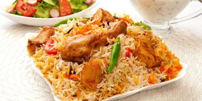 تحضير برياني الدجاج الهندي بالوصفة الأصلية Biryani Recipe Chicken Biryani Recipe Kabsa Recipe Chicken