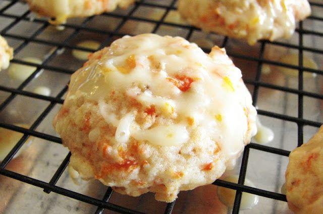 Aunt Thelma's Orange Carrot Cookies - these look wonderful!
