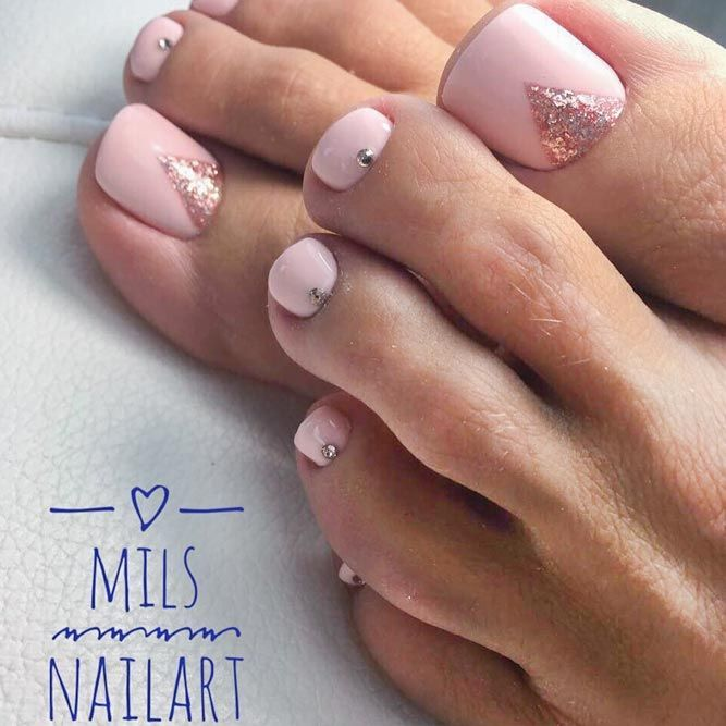 21 Incredible Toe Nail Designs For Your Perfect Feet Toe Nail