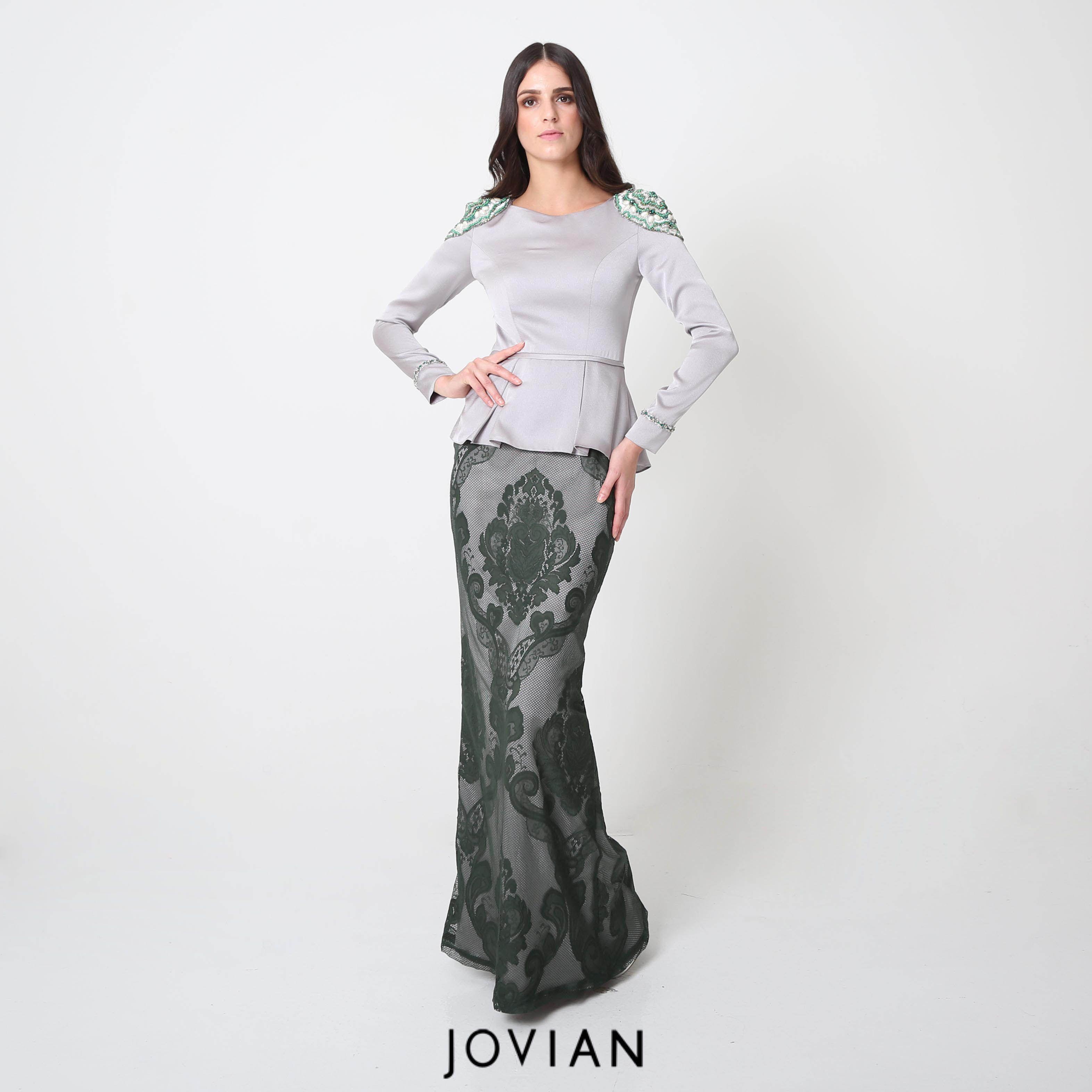 Jovian RTW 2017 Collection JLuxe Raya 2017 Jovian Luxe Baju Kurung Moden