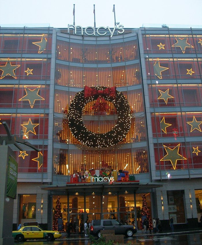 Macy's Union Square, San Francisco.