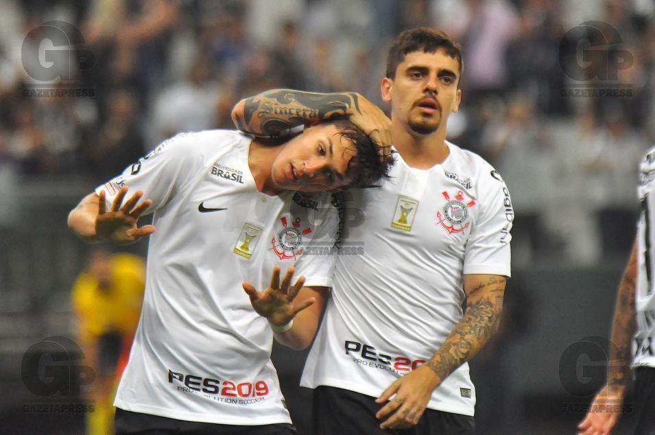 Campeonato Brasileiro 2018 Corinthians X Vasco Campeonato Brasileiro Corinthians Jogadores Futebol Corinthians