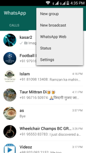 Create WhatsApp Group and Add Number / Members Hello