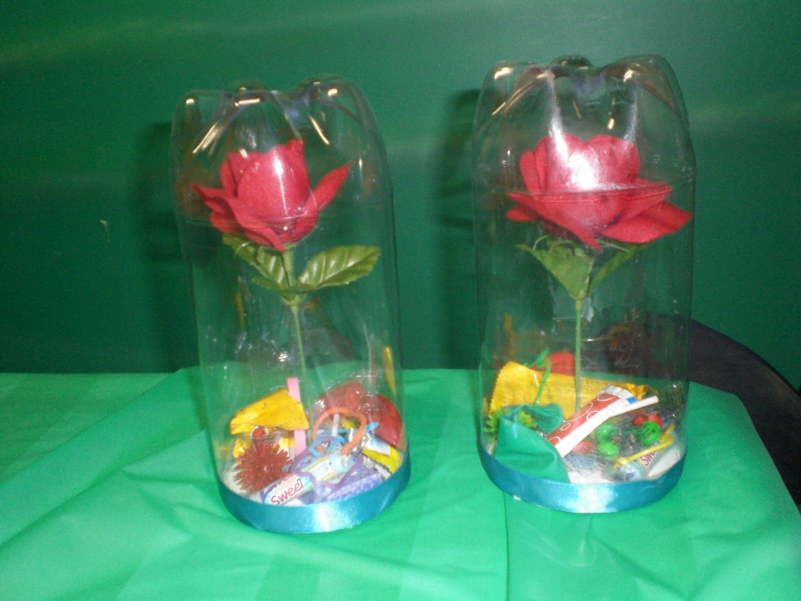 Dreams Factory: Party 9 - Beauty and the Beast party favor #365motsbocalidees