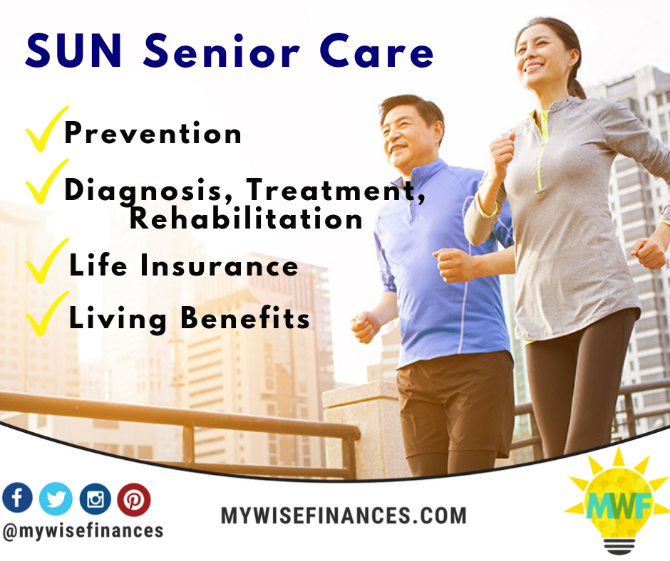 Sun Senior Care A Health Protection Plus Savings Solution Especially Designed For Senior Citizens Issu Health Insurance Cost Wellness Solutions Senior Care