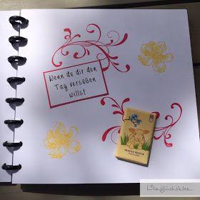 Lilagl cksklee und noch ein wenn buch geschenke pinterest lifehacks papercraft and life - Abschiedsgeschenk freundin ...