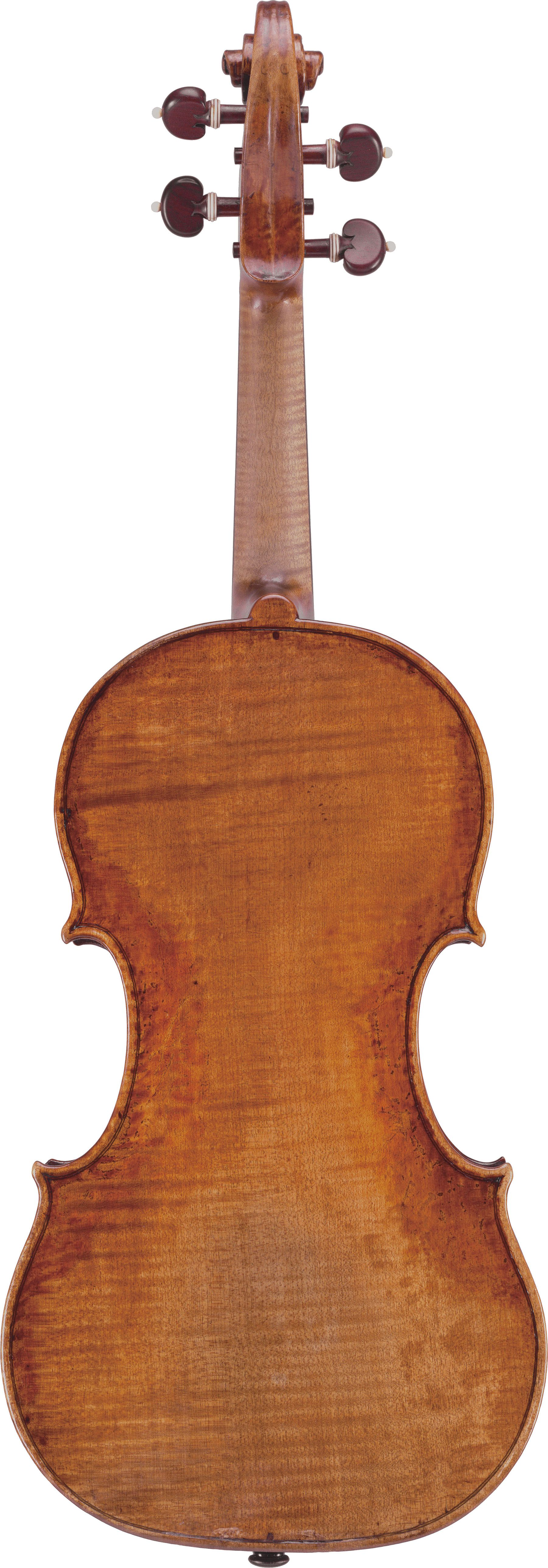 1739 Guarneri Del Gesu Violin  ex-Menuhin from The Four Centuries Gallery