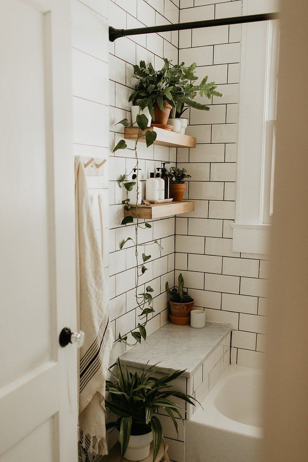 Photo of 6 Shower Shelf Ideas to Fancify Your Bathroom | Hunker