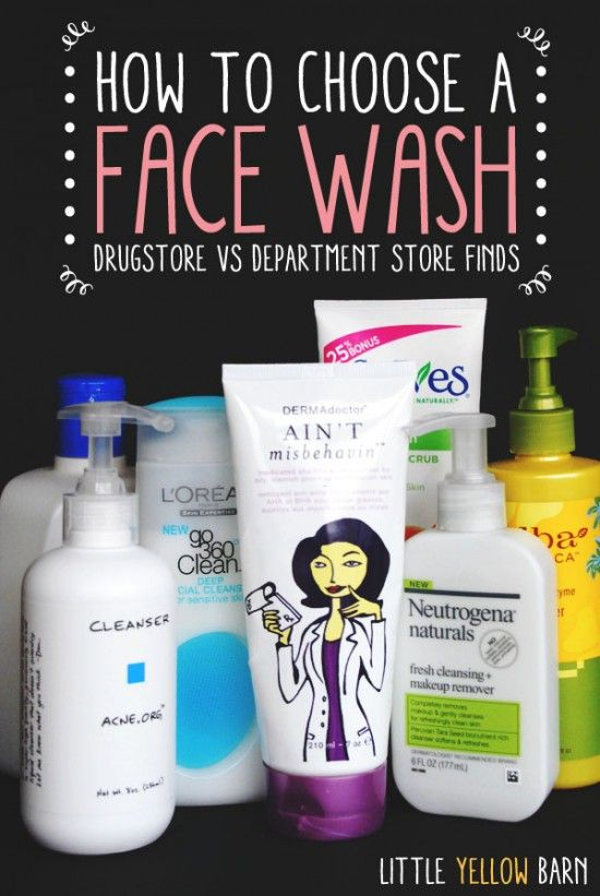 Finding A Face Wash Face Wash Health And Beauty Tips Beauty Care