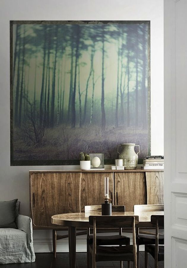 Modern Vignettes For Your Buffet And Sideboard