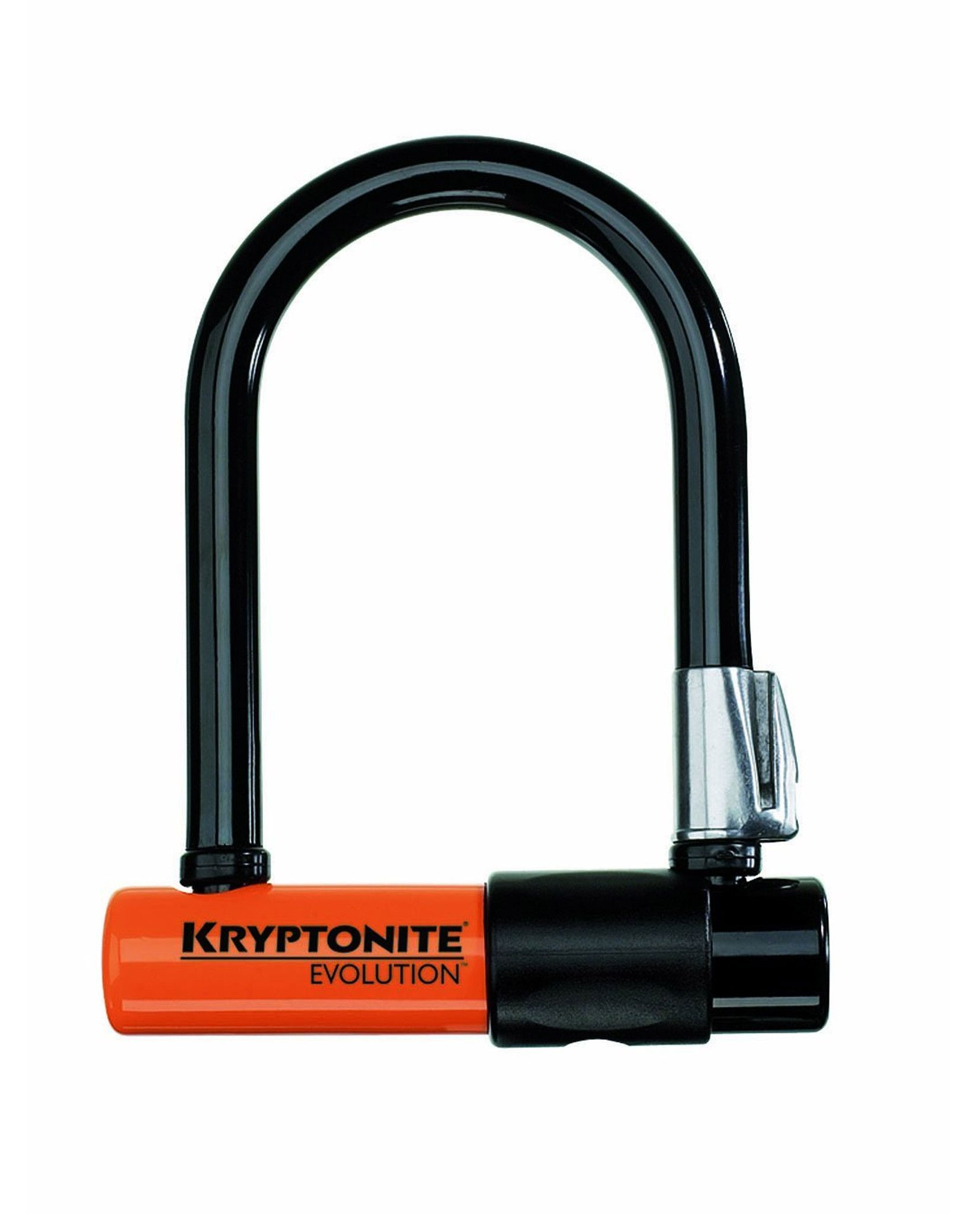Evolution Mini 5 Kryptonite U Lock Bicycle Lock Bike