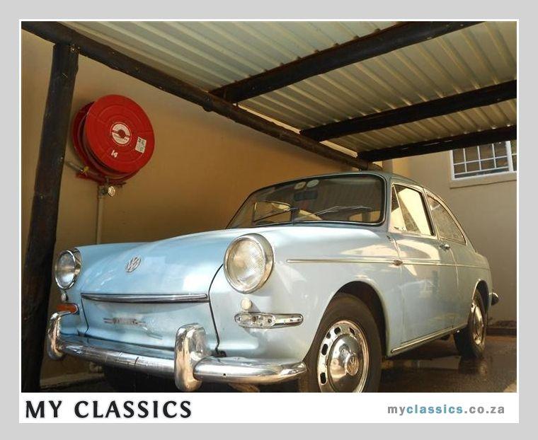 Classic Car For Sale: 1969 VW 1600 TL Auto Fastback ($3500