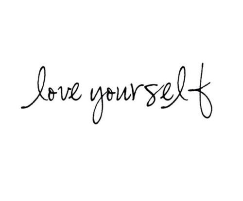 love yourself ♡