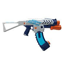Make a super-sized splash in every water battle this summer with the  Sizzlin' Cool Twin Muzzle Water Blaster, a Toys'R'Us exclusive!