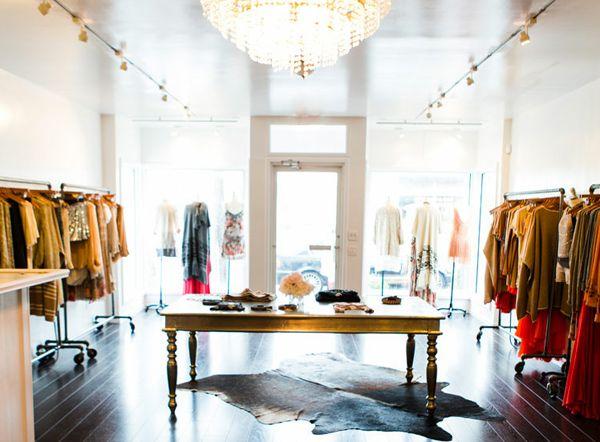 Vintage Shop Vintage Retail Shop Inspiration Atelier