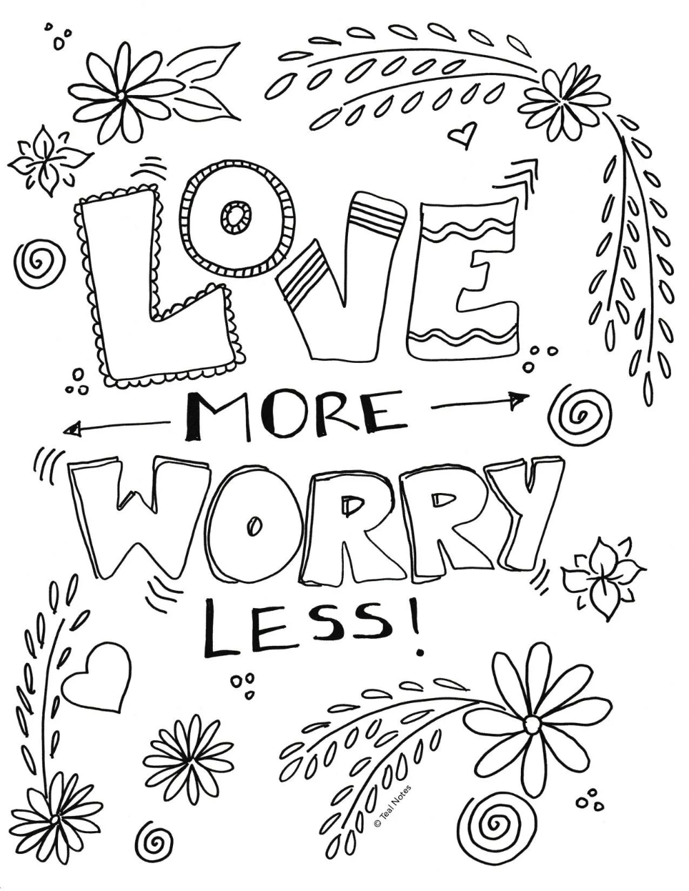 5 Quote Coloring Pages You Can Print And Color On Your Free Time Quote Coloring Pages Coloring Pages For Teenagers Coloring Pages