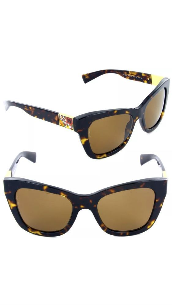 82efd8ffd8b9 Dolce   Gabbana DG4214 502 83 Havana Women s Sunglasses 52mm DG 4214   DolceGabbana