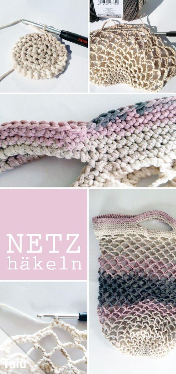 Die 220 Besten Bilder Von Häkeln Yarns Crochet Patterns Und