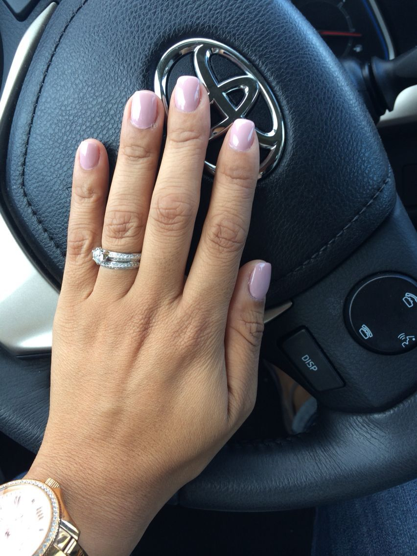 "my new favorite gel color dnd gel polish ""short n sweet"" | nails"