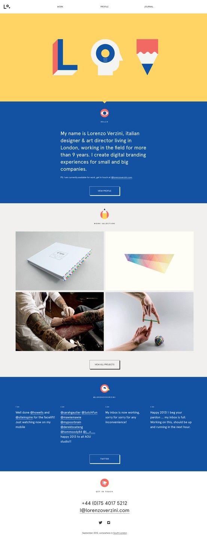 Flat Illustrated Website Awd Web Design Inspiration Unique Web Design Web App Design
