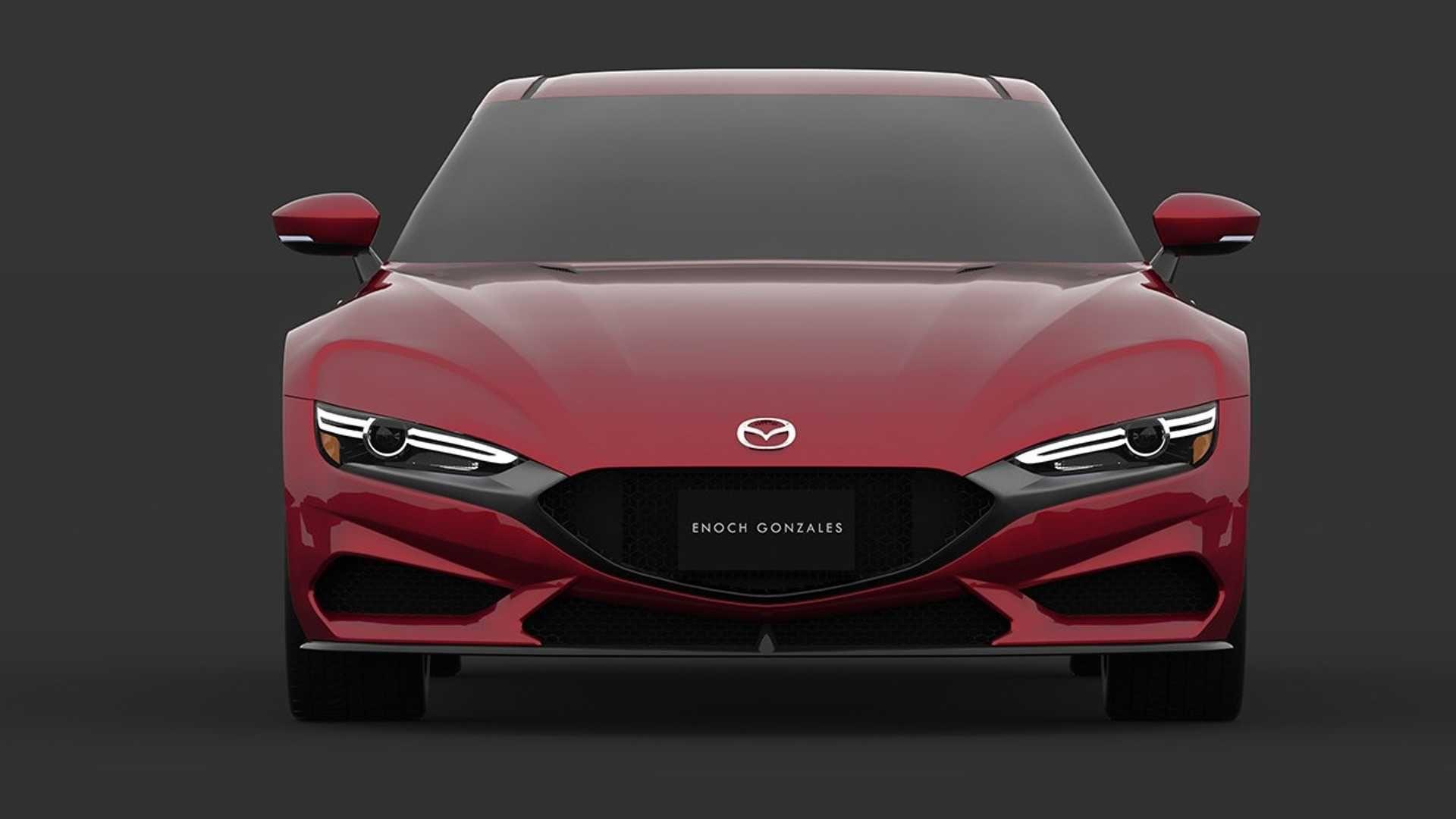 Mazda Rx 7 2020 In 2020 Mazda Rx7 Mazda Future Car