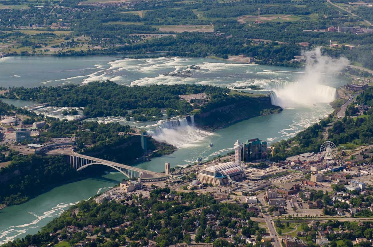 Niagarafalle Mit Kindern