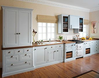 Bank Interiors | Bespoke Free Standing Kitchen Units | Midlands