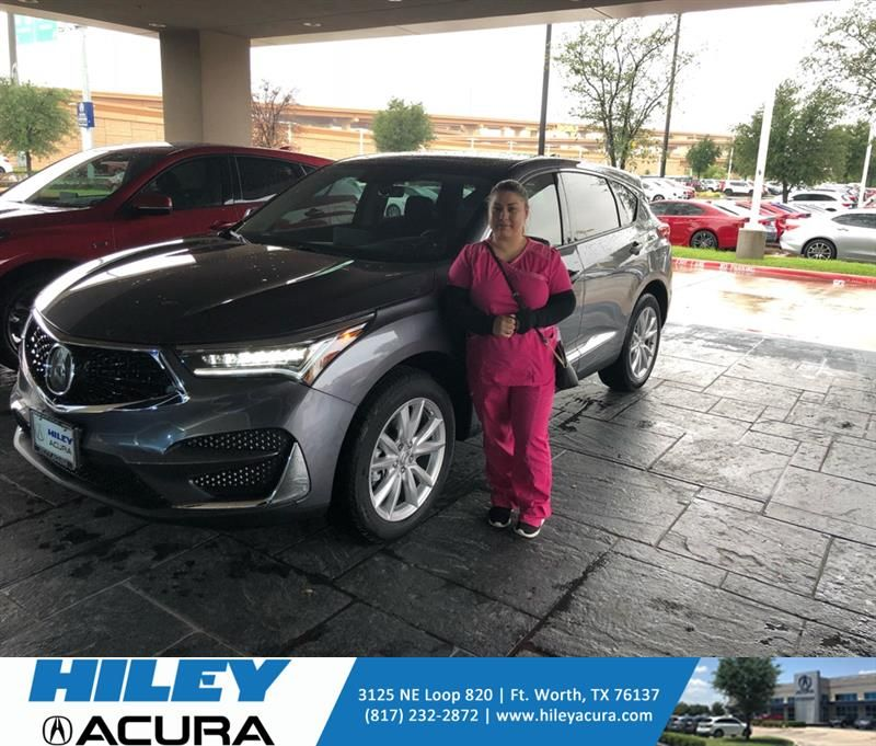 I Am Grateful For Stopping By At Hiley Acura, I Had Great