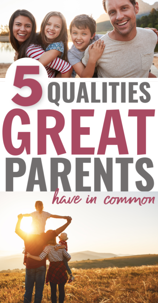 Qualities of Good Parents: It's Really as Simple as This Positive parenting tips: good parenting tactics we can all benefit from.Positive parenting tips: good parenting tactics we can all benefit from.
