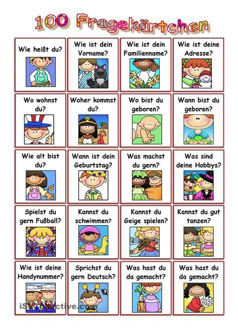 Spiel Auf Deutsch