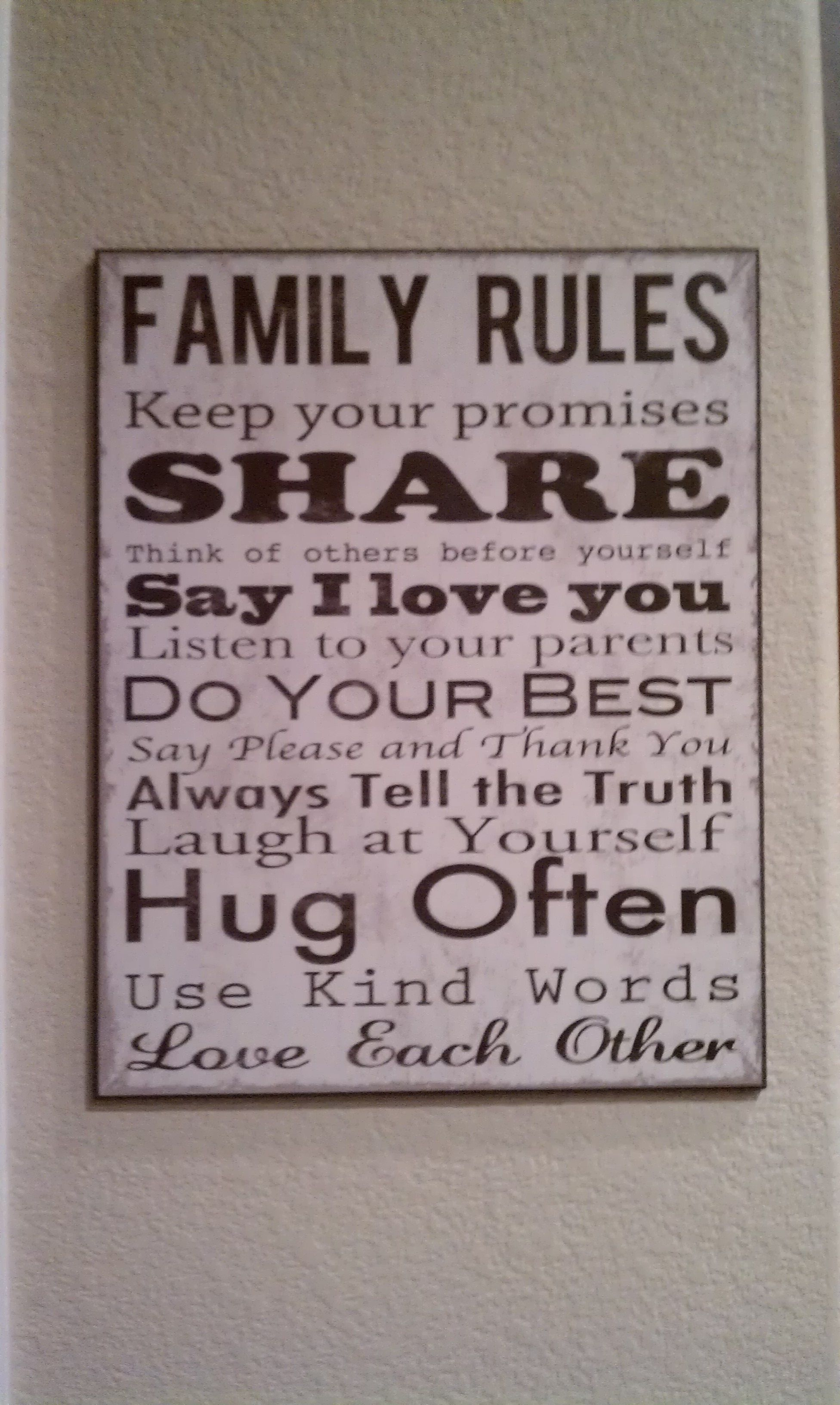 This is at my friends Darrell & Sandi's house! I had to pin it!