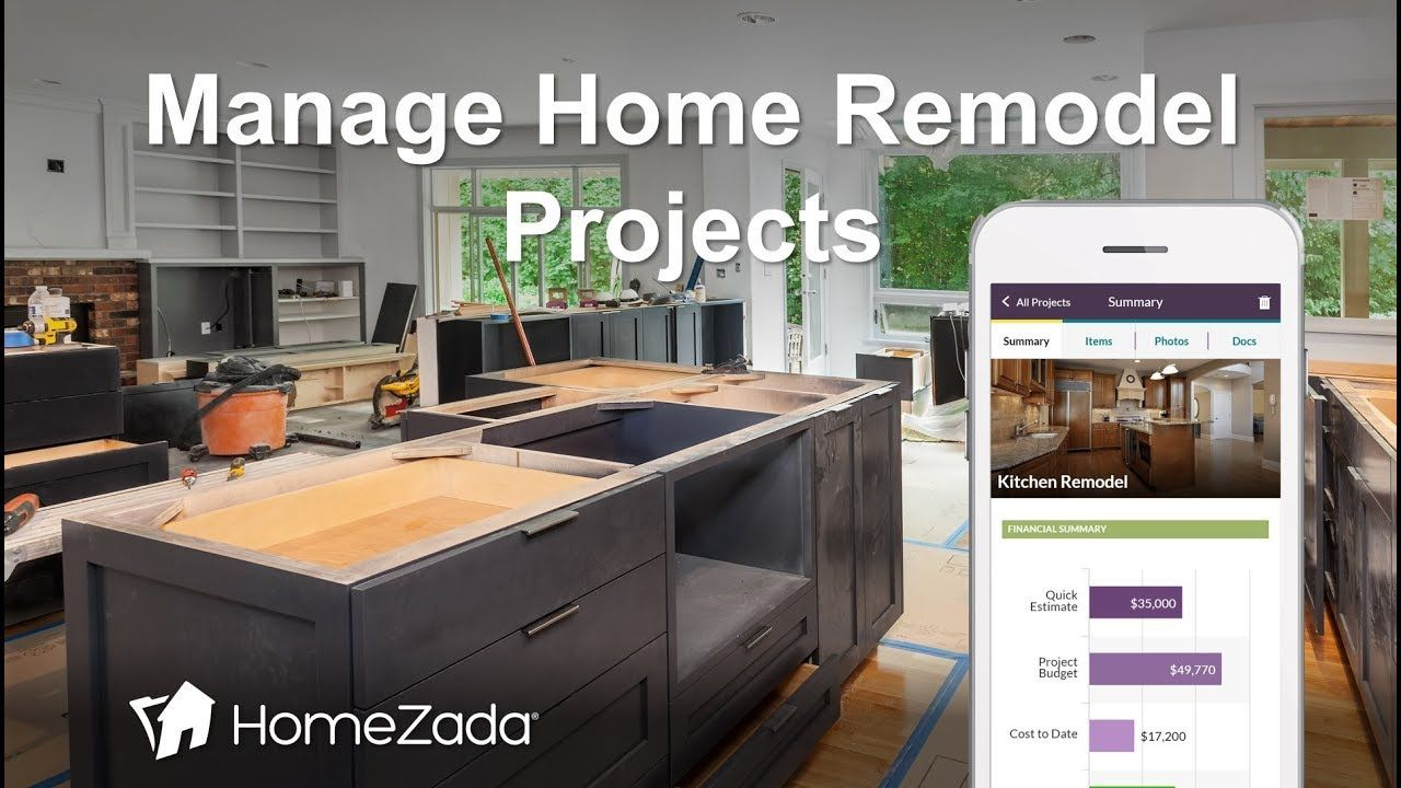 home remodel and renovation software app that provides over 50 templates to help you manage on kitchen remodel apps id=68352