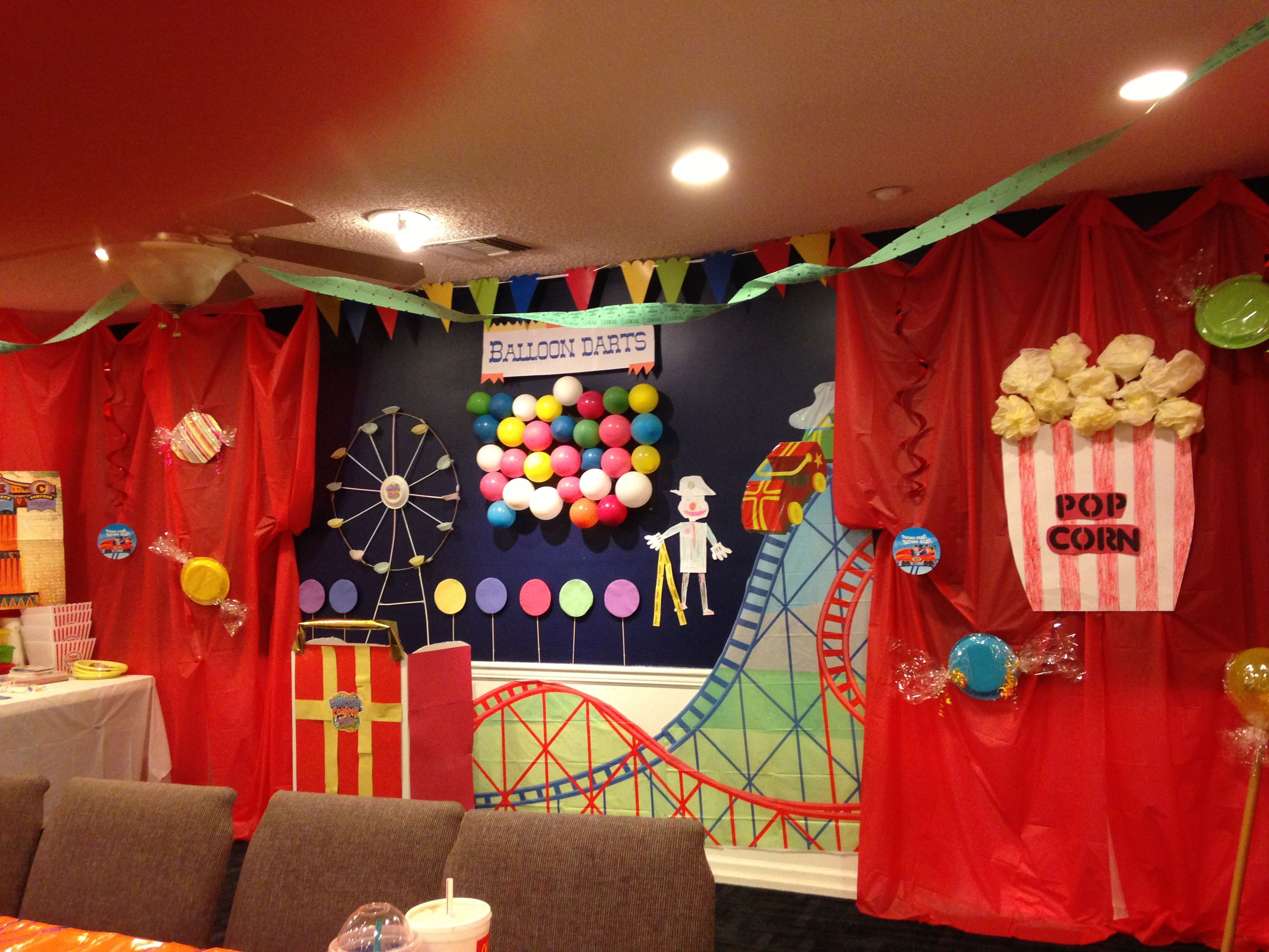 great decorating ideas vbs 2013 colossal coaster world