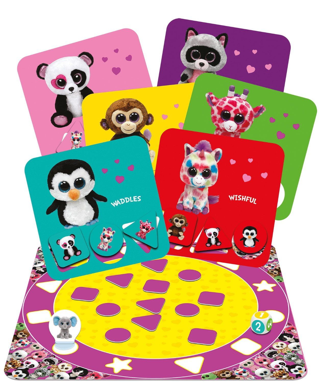 Popular Product Reviews By Amy Ty Beanie Boos Friends Board Game By