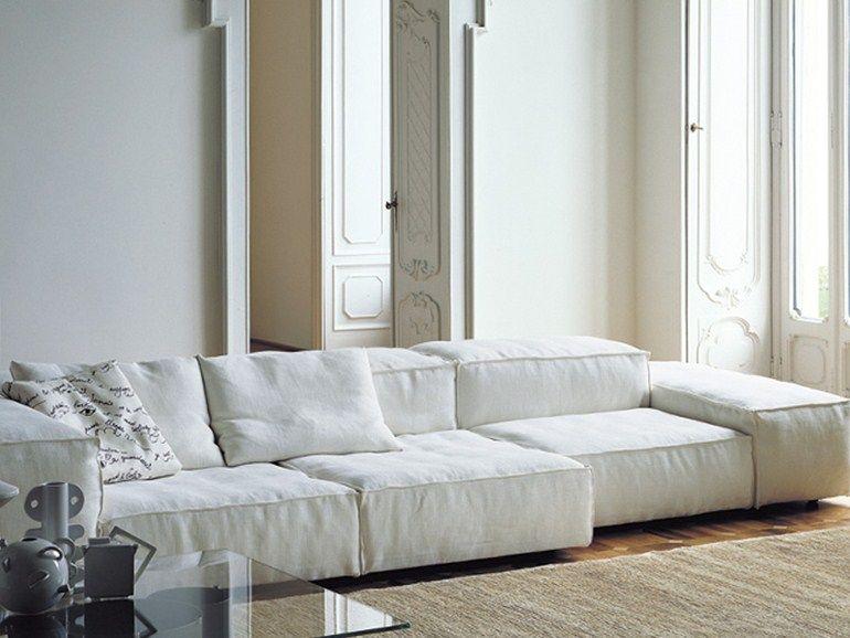 CANAPÉ MODULABLE EXTRASOFT   LIVING DIVANI. Divani DesignSofa ...