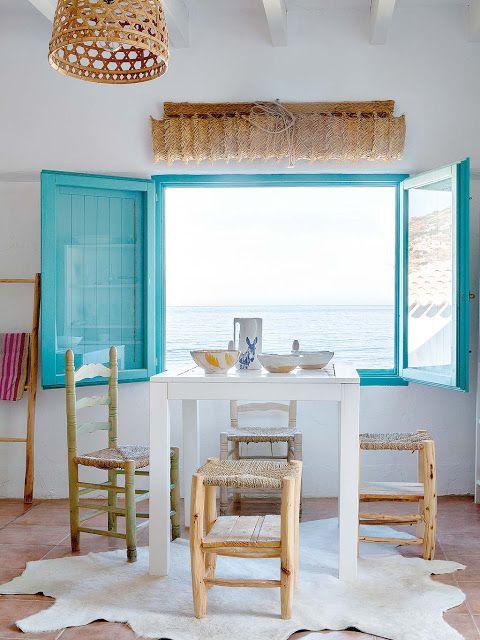 vacaciones junto al mediterráneo #strandhuis