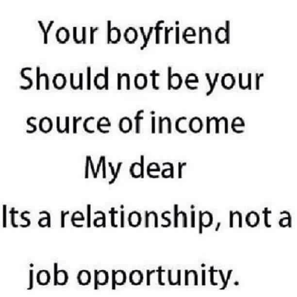 Be A Goal Digger Not The Other Tagalog Love Quotes Quotes