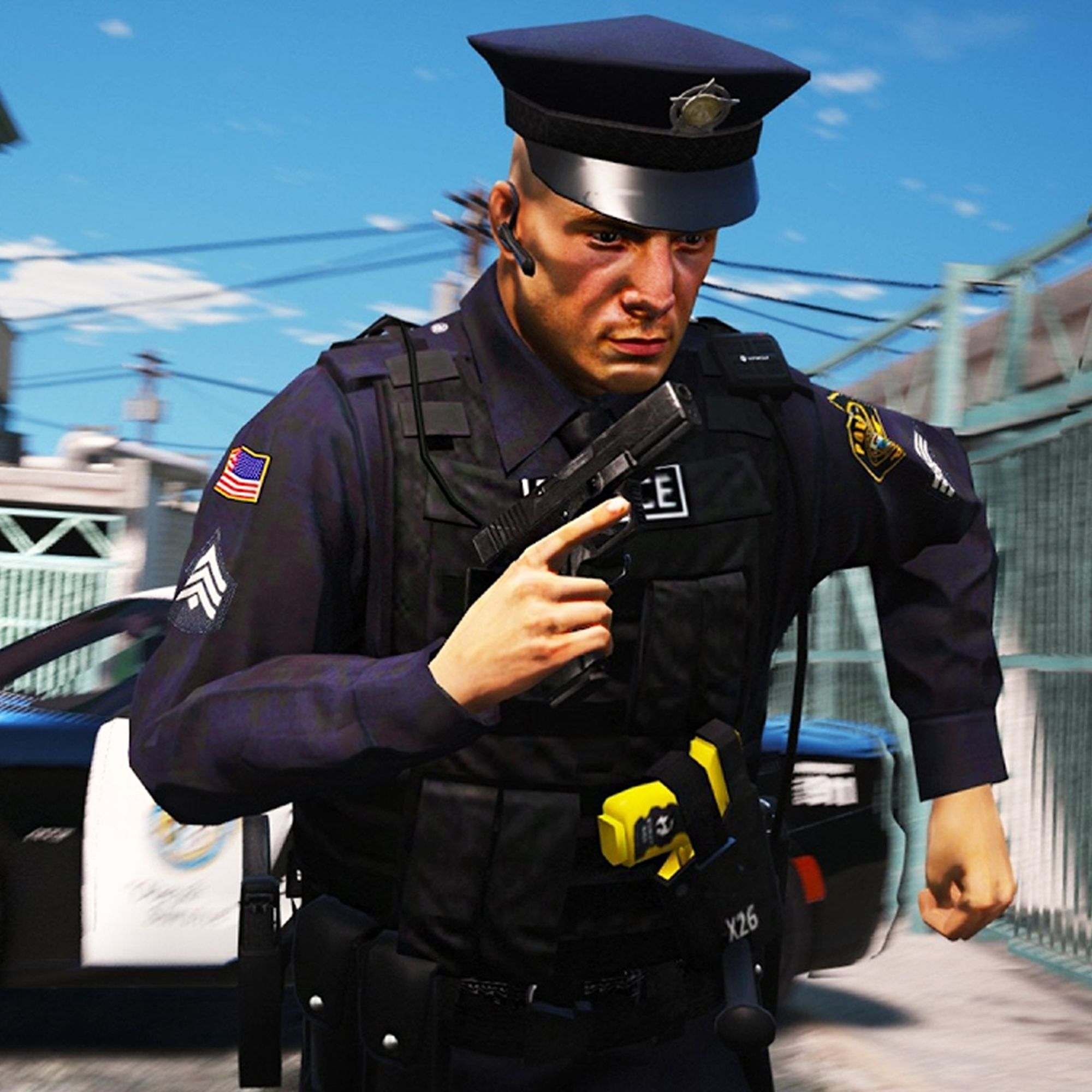 How To Become A Cop In Gta 5 Complete Guide In 2021 Becoming A Cop Gta 5 Gta