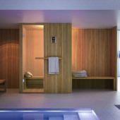 Badezimmer] : badezimmer und armaturen saunen idfdesign ...