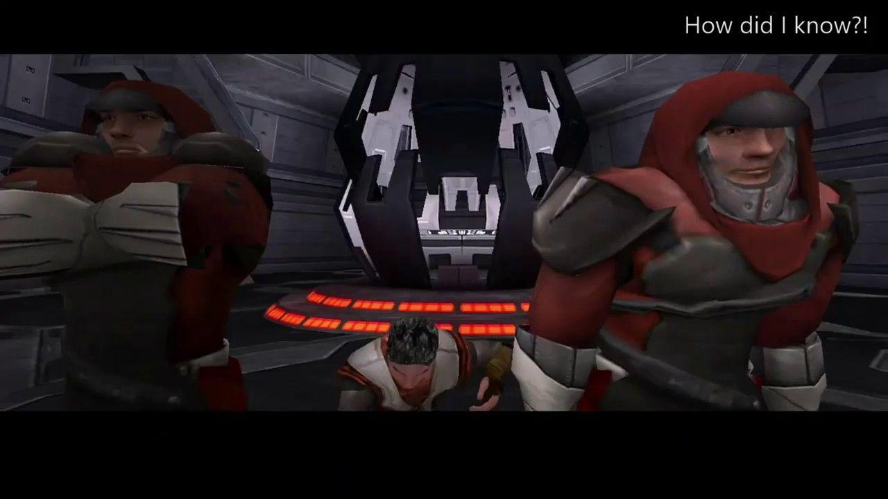 Dark Side Funny Awesome Moments Star Wars Jedi Knight Jedi