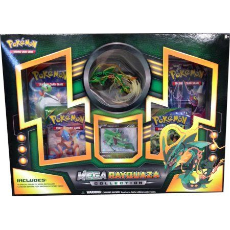 Pokemon Tcg Mega Rayquaza Figure Collection Products