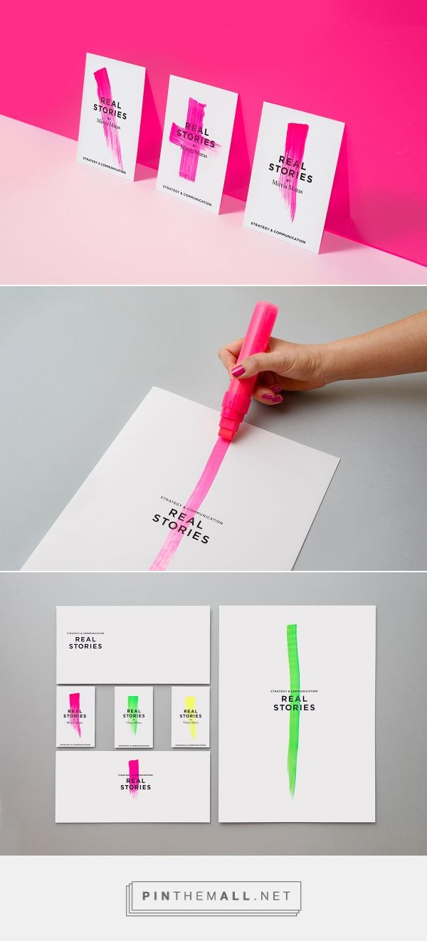 Real Stories on Behance - created via http://pinthemall.net