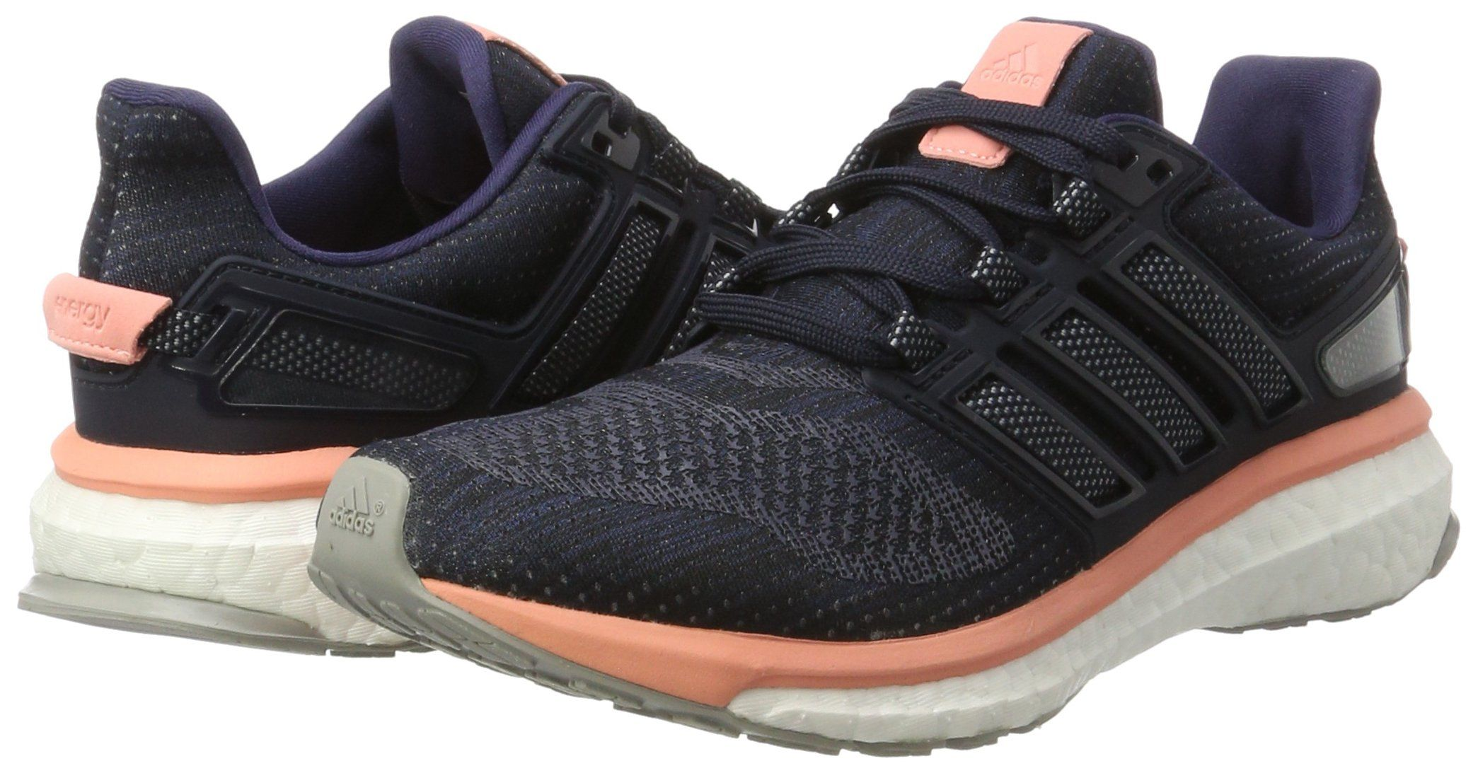 Adidas Energy Boost 3 Running Shoes Womens Midnight Grey Still Breeze Uk Shoe Size 5 Check Out The Image By Visi Shoes Womens Running Shoes Running Shoes
