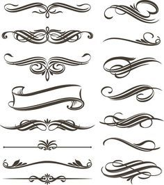 Simple Filigree Designs Google Search